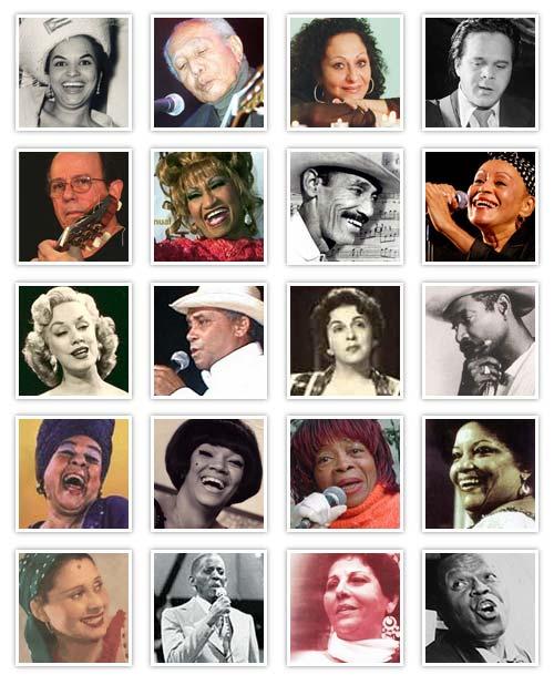 Representación de los Músicos cubanos