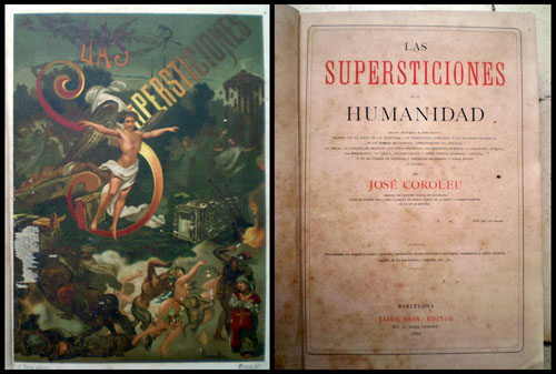 Supersticiones de la Humanidad