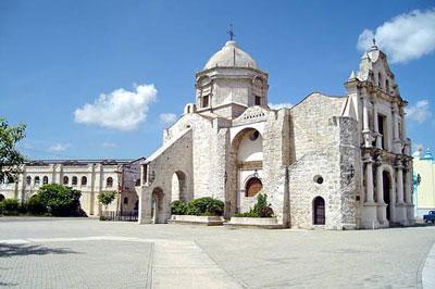 Iglesia San Francisco de Paula. Habana Vieja