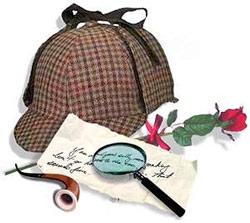 Sherlock Holmes, personaje de Arthur Conan Doyle
